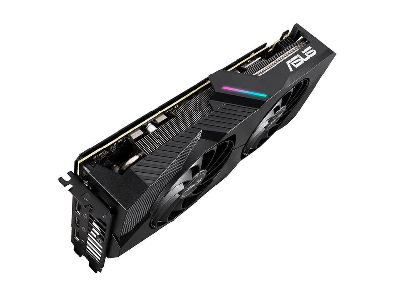 ASUS Dual Radeon RX 5700 XT EVO OC  8GB GDDR6 Graphics Card-Graphics Cards-Availability_Out of stock, Brand_ASUS, Platform_AMD, PROCESSOR_RX 5700, Series_RX 5000-Gear Here