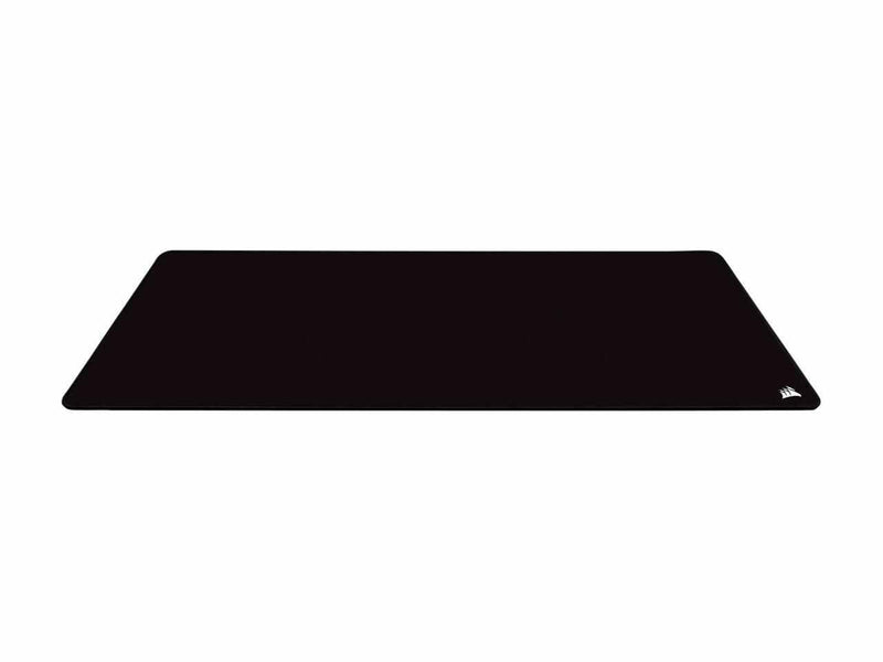 Corsair MM350 PRO Premium Spill-Proof Cloth Gaming Mouse Pad – Extended XL Black-Brand_Corsair, RGB_NO-Gear Here