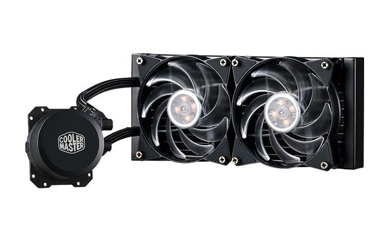 Cooler Master MasterLiquid ML240L RGB-Availability_In Stock, Brand_Cooler Master, Cooling Type_Liquid, Socket_AM4-Gear Here