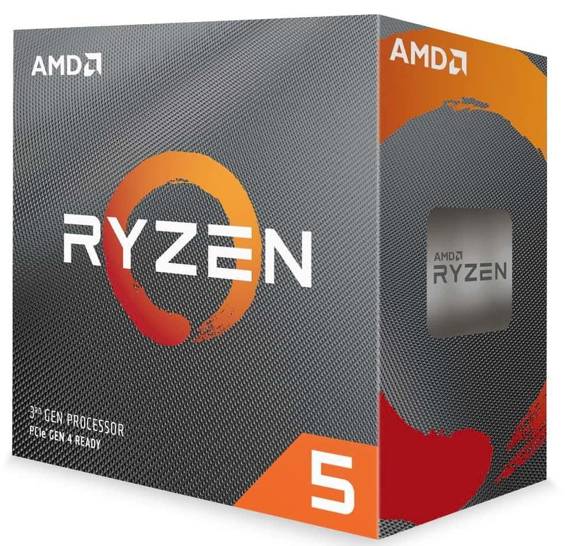 AMD Ryzen 5 3600XT (6 Cores, 12 Threads, 35MB Cache, Up to 4.5GHz) CPU+ Free ASUS PRIME A520M-K Motherboard-CPU-AM4, Availability_Out of stock, Platform_AMD, Series_AMD 3000, Socket_AM4-Gear