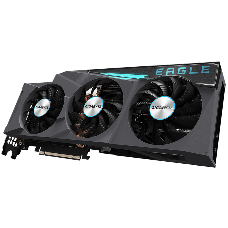 Gigabyte GeForce RTX3090 EAGLE OC 24GB Graphics Card-Graphics Cards-Availability_Out of stock, Brand_Gigabyte, Platform_Nvidia, PROCESSOR_RTX 3090, Series_RTX 3000-Gear Here