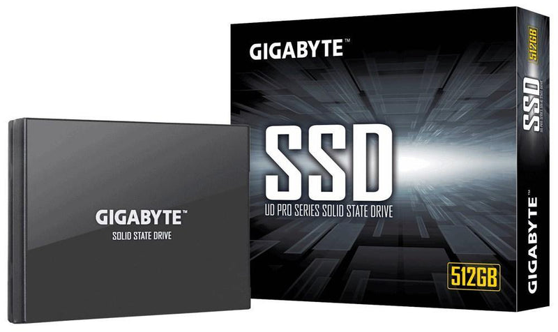 "Gigabyte UD PRO SSD 512GB 2.5""-Storage-Availability_Out of stock, Brand_Gigabyte, Capacity_ 500 GB, Type_SSD-Gear Here"