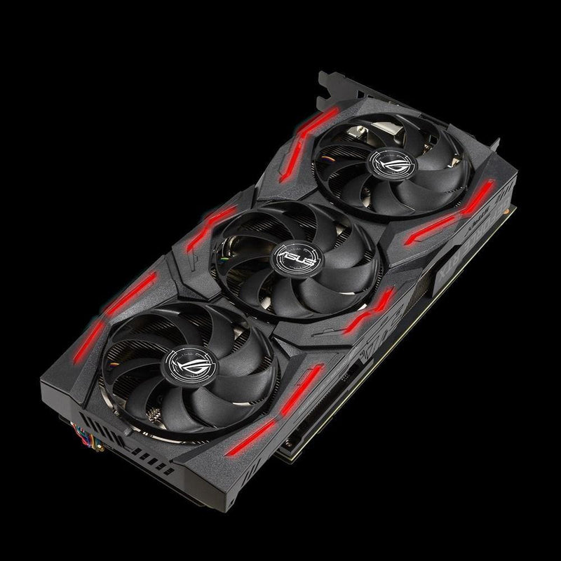 ASUS ROG STRIX RTX2060 SUPER 8GB EVO GAMING-Graphics Cards-Availability_Out of stock, Brand_ASUS, Platform_Nvidia, PROCESSOR_RTX 2060, Series_RTX 2000, Supplier2-Gear Here