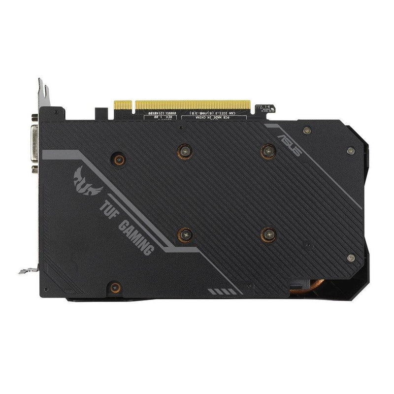 ASUS TUF GTX 1660 Super 6GB GDDR6 Graphics Card-Graphics Cards-Availability_Out of stock, Brand_ASUS, Platform_Nvidia, PROCESSOR_GTX 1660, Series_GTX 1600, Supplier2-Gear Here