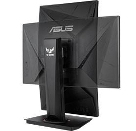 "ASUS TUF VG24VQ Curved 1080p 144Hz 1ms Gaming Monitor-Monitors-Availability_In Stock, Brand_ASUS, Panel Type_VA, Refresh rate_144Hz, Resolution_1080p, Response time_1ms, Size_24"", Supplier2,"