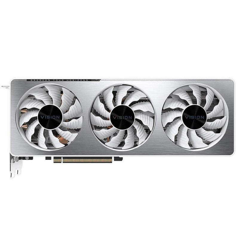 Gigabyte GeForce RTX 3070 VISION OC 8GB-Graphics Cards-Availability_Out of stock, Brand_Gigabyte, Platform_Nvidia, PROCESSOR_RTX 3070, Series_RTX 3000-Gear Here