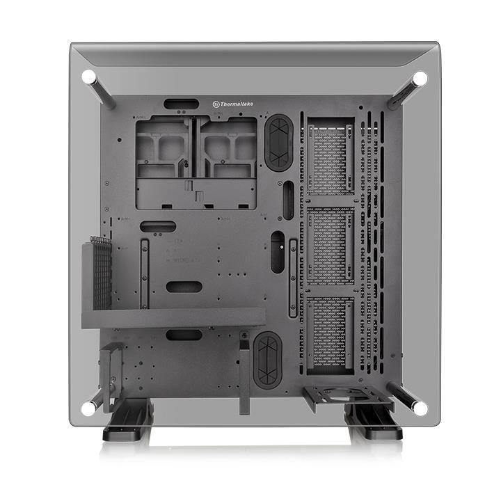 Thermaltake Core P3 Tempered Glass Curved Edition Gaming Case-PC Cases-Availability_Out of stock, Brand_Thermaltake, Form Factor_Mid Tower-Gear Here