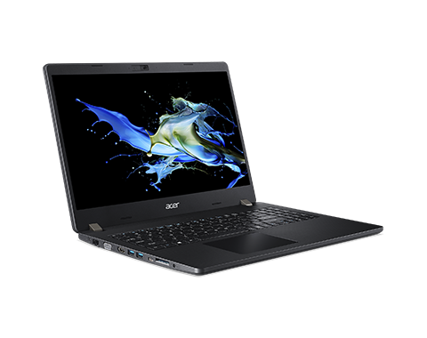 "Acer Shale Black TMP215-52 Professional Laptop-Laptop-Availability_Out of stock, CPU_i5-10210U, Graphics_Intel UHD, Professional Laptops, RAM_8GB 2666Hz, Screen_15.6"" (1080p), Storage_ 512GB"