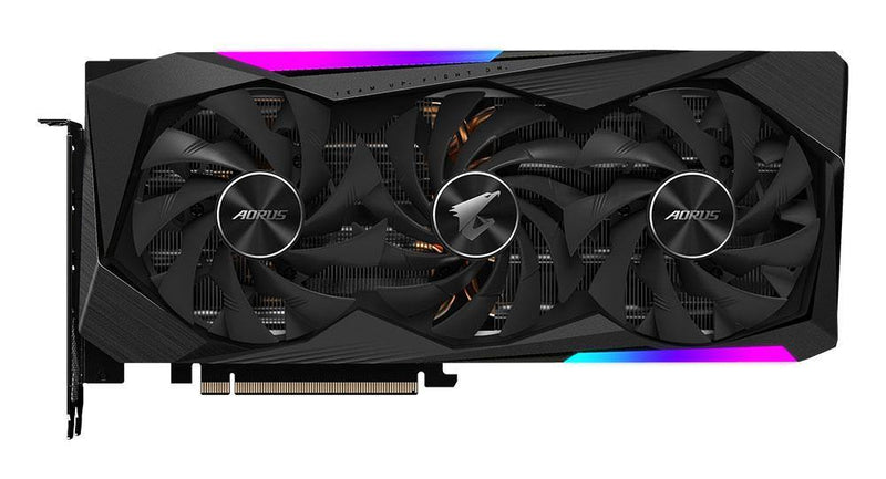 AORUS GeForce RTX 3070 MASTER 8GB GDDR6 256-bit memory Graphics Card-Graphics Cards-Availability_In Stock, Brand_Gigabyte, Platform_Nvidia, PROCESSOR_RTX 3070, Series_RTX 3000-Gear Here