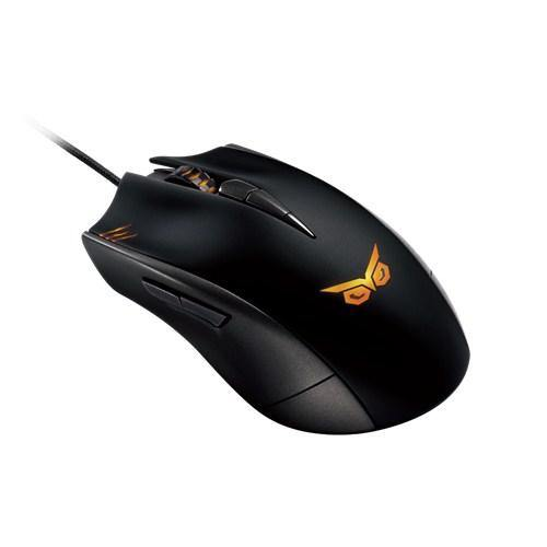 Asus STRIX CLAW Gaming Mouse-Mouse-Availability_In Stock, Brand_ASUS, Connectivity_Wired, RGB_NO, Type_Mouse-Gear Here