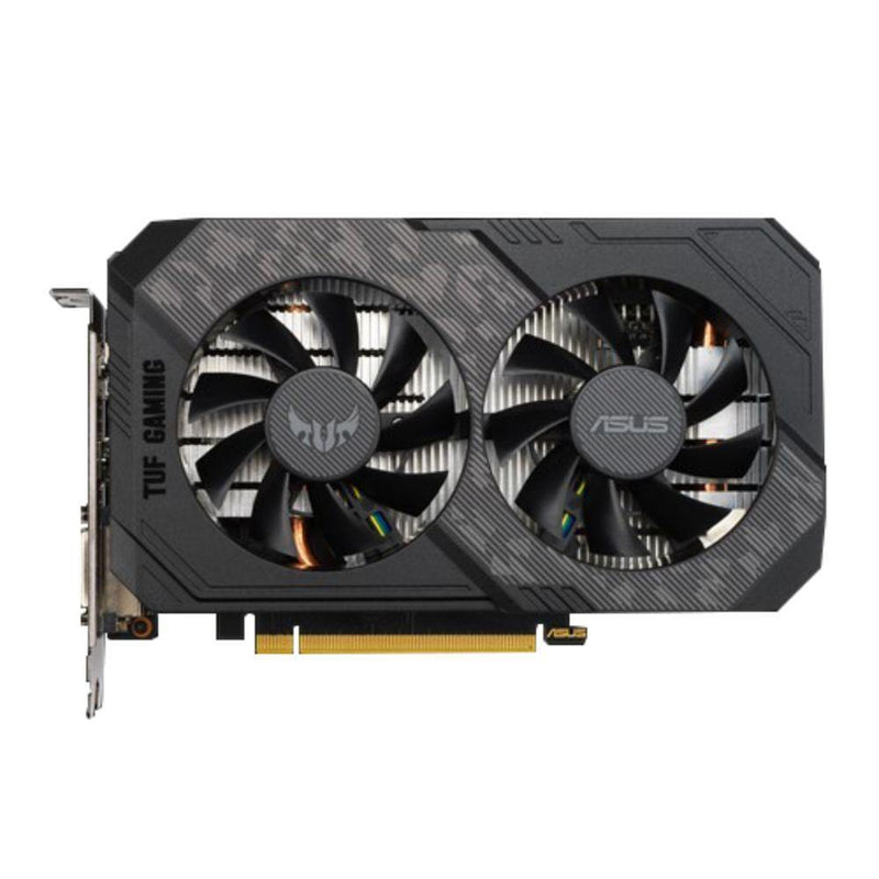ASUS TUF GTX1650 SUPER 4GB OC GAMING GPU-Graphics Cards-Availability_Out of stock, Brand_ASUS, Platform_Nvidia, PROCESSOR_GTX 1650, Series_GTX 1600, Supplier2-Gear Here