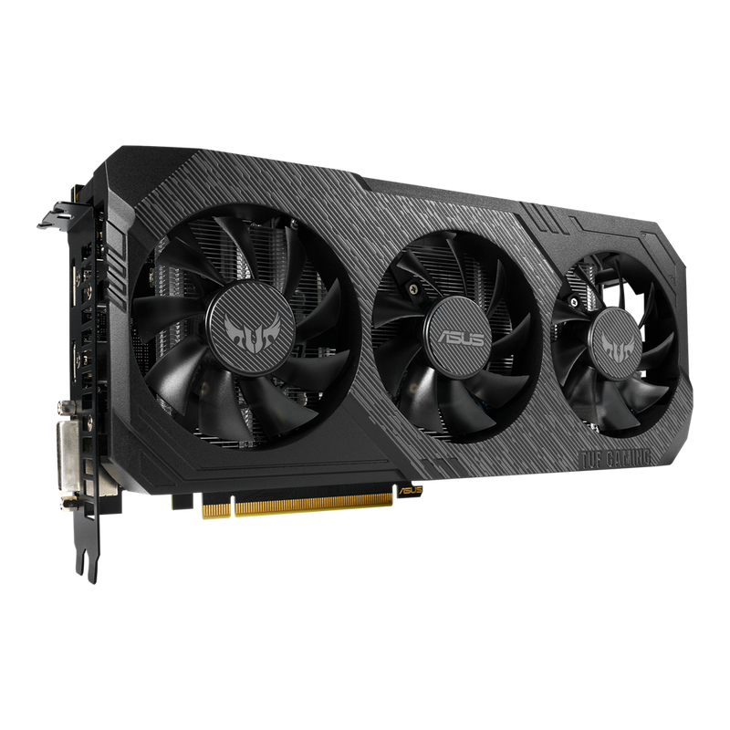 ASUS TUF Gaming X3 GeForce GTX 1660 OC SUPER 6GB GDDR6 Graphics Card-Graphics Cards-Availability_Out of stock, Brand_ASUS, Platform_Nvidia, Series_GTX 1600-Gear Here