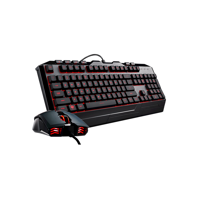 Cooler Master DEVASTATOR 3 RGB Keyboard and mouse-Keyboards and Mouse Combos-Availability_Out of stock, Brand_Cooler Master, Type_Keyboard + Mouse-Gear Here