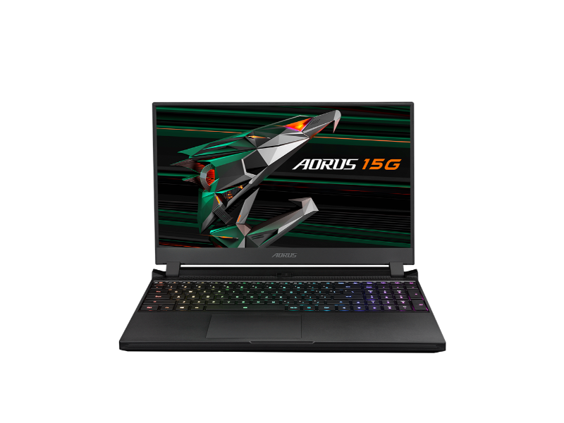 Gigabyte Aorus 15G YC - i7-10870H, RTX 3080Q, 32GB 3200MHz, 1TB NVMe SSD, 15.6'' 240Hz FHD, Windows 10 Home Gaming Laptop-Laptop-Availability_In Stock, Brand_Aorus, CPU_i7-10875H, Gaming Lapt