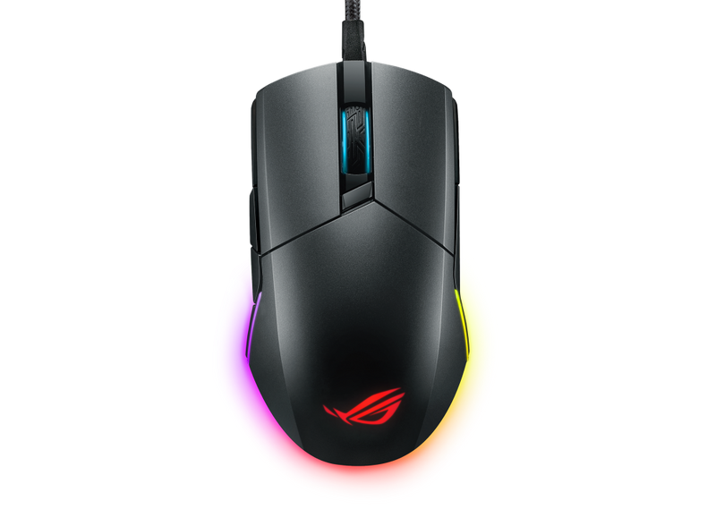 ASUS ROG Pugio RGB Gaming Mouse-Mouse-Availability_In Stock, Brand_ASUS, Connectivity_Wired, RGB_YES, Type_Mouse-Gear Here