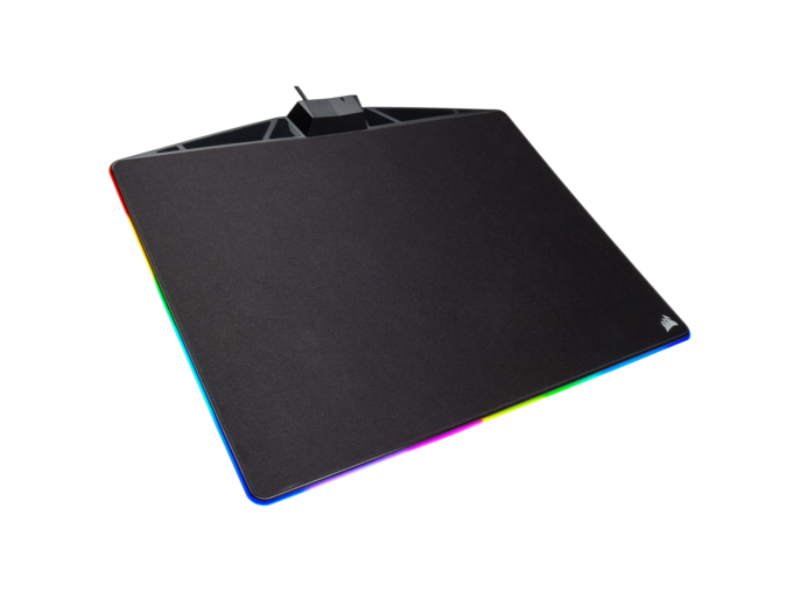 Corsair MM800 RGB Polaris Cloth Edition Gaming Mouse Pad-Mousepad-Availability_In Stock, Brand_Corsair, RGB_YES, Supplier3-Gear Here