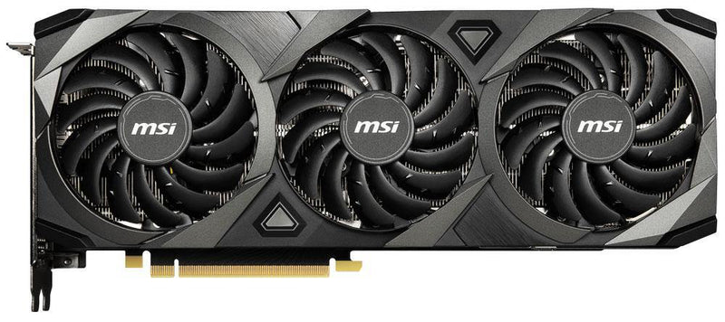 MSI GeForce RTX 3080 VENTUS 3X 8GB OC GDDR6 Graphics Card-Graphics Cards-Availability_Out of stock, Brand_MSI, Platform_Nvidia, PROCESSOR_RTX 3080, Series_RTX 3000-Gear Here