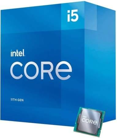 Intel Core i5-11400T Processor (12M Cache, up to 3.70 GHz)-CPU-Availability_Out of stock, Brand_Intel, Platform_Intel, Series_Intel 11th Gen, Socket_LGA 1200-Gear Here