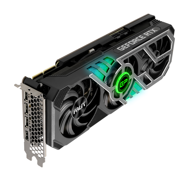 PALIT NVIDIA GEFORCE RTX 3090 GAMINGPRO 24GB GDDR6X PCIE GEN4 GAMING GRAPHICS CARD-Graphics Cards-Availability_Out of stock, Brand_Palit, Platform_Nvidia, PROCESSOR_RTX 3090, Series_RTX 3000-