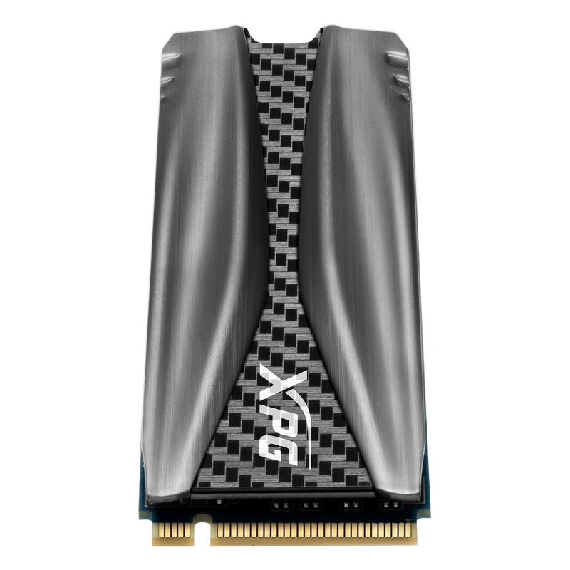 XPG GAMMIX S50 PCIE GEN4X4 M.2 2280 SOLID STATE DRIVE read/write 5000 /4400MB - 1TB-Storage-Availability_Out of stock, Brand_XPG, Capacity_1 TB, Capacity_2 TB, Type_M.2 NVMe SSD-Gear Here