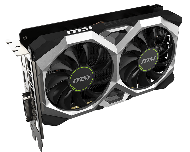 MSI Nvidia GeForce GTX 1650 SUPER VENTUS XS-Graphics Cards-Availability_Out of stock, Brand_MSI, Platform_Nvidia, Series_GTX 1600-Gear Here