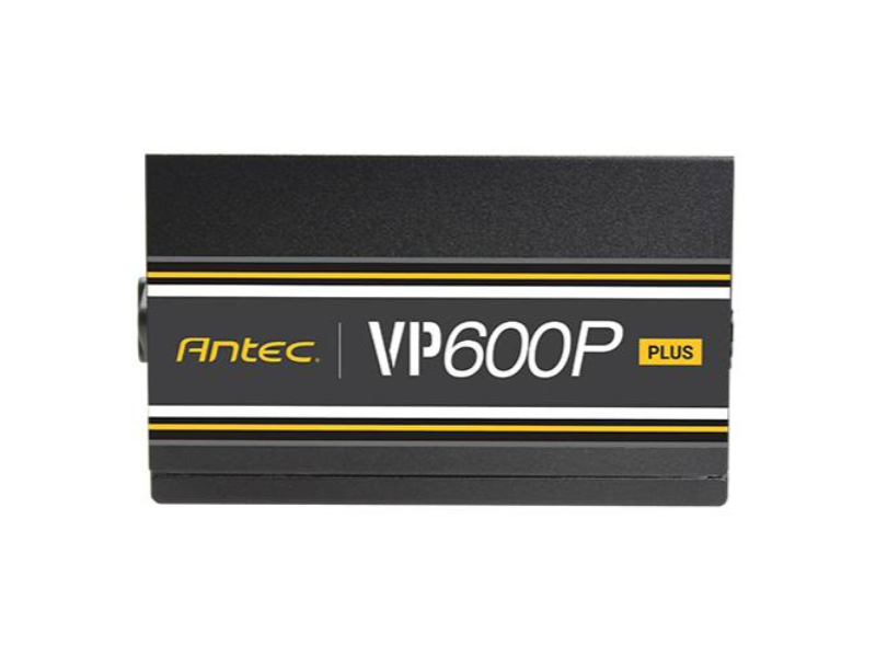 ANTEC VP 600W PLUS NON-MODULAR PSU-Power Supply-80 PLUS Certification_Silver, Availability_In Stock, Brand_Antec, Modular_Non, Total Power_600W-Gear Here