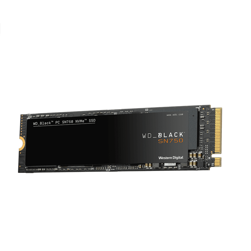 Western Digital Black SSD - 500GB M.2 NVMe SSD-Storage-Availability_In Stock, Brand_Western Digital, Capacity_ 500 GB, Type_M.2 NVMe SSD-Gear Here