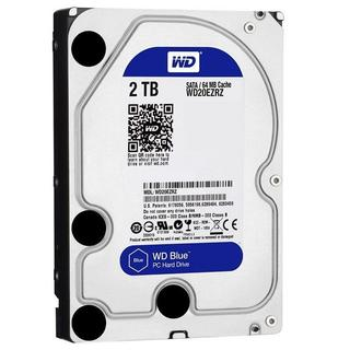 WESTERN DIGITAL BLUE 2TB HDD-Storage-Availability_Out of stock, Brand_Western Digital, Capacity_2 TB, Supplier1, Type_HDD-Gear Here