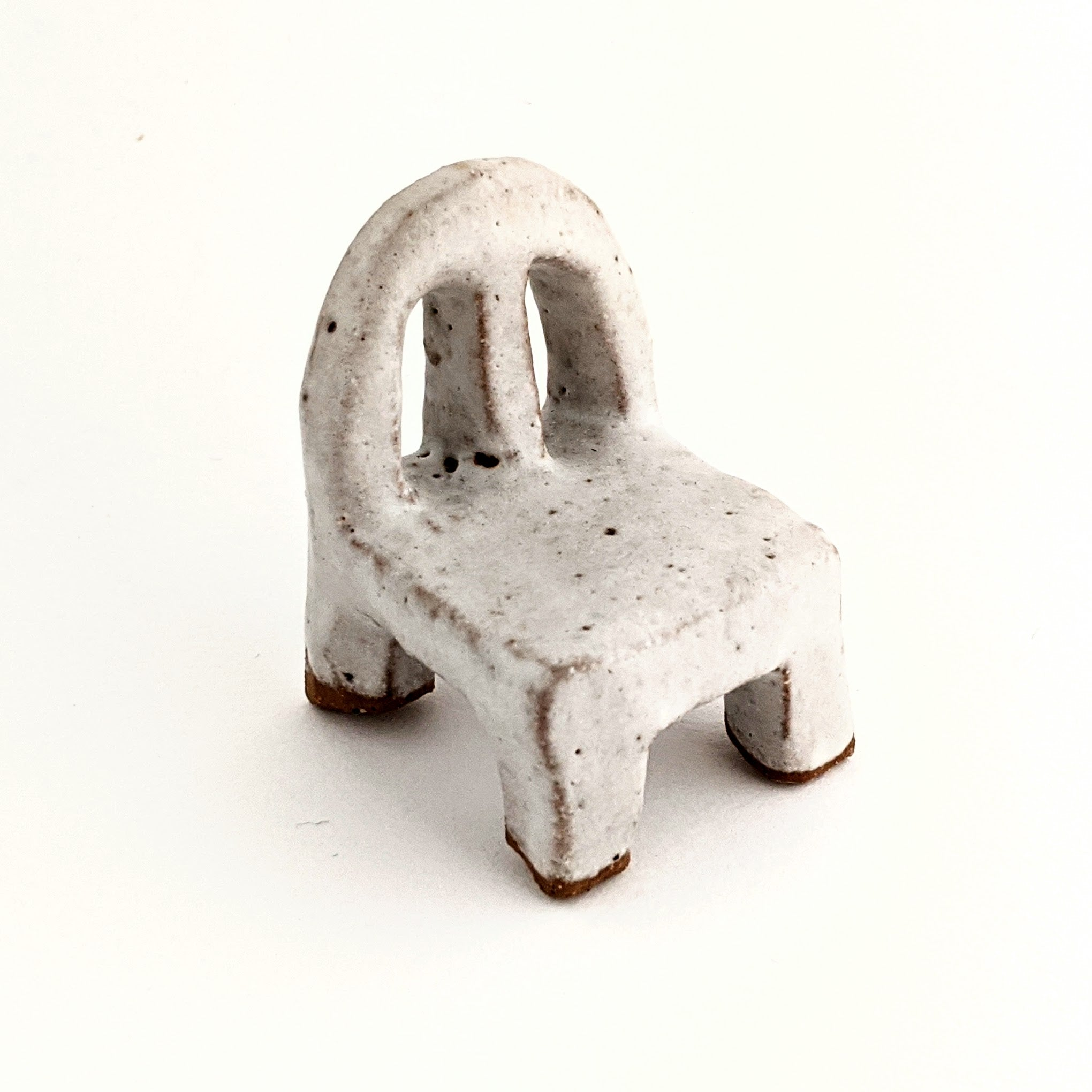 Ceramic Chair Petite