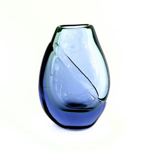 Glass Vase Dipped Short