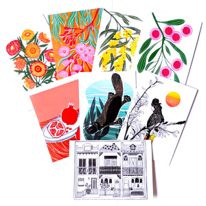 Greeting Card Digital Prints Assorted