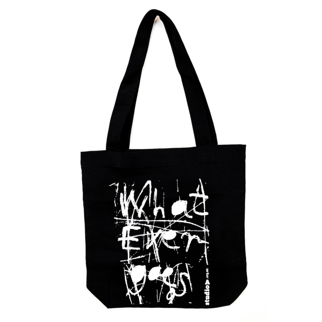 Tote Bag Studio A Skye Saxon Whatever Goes