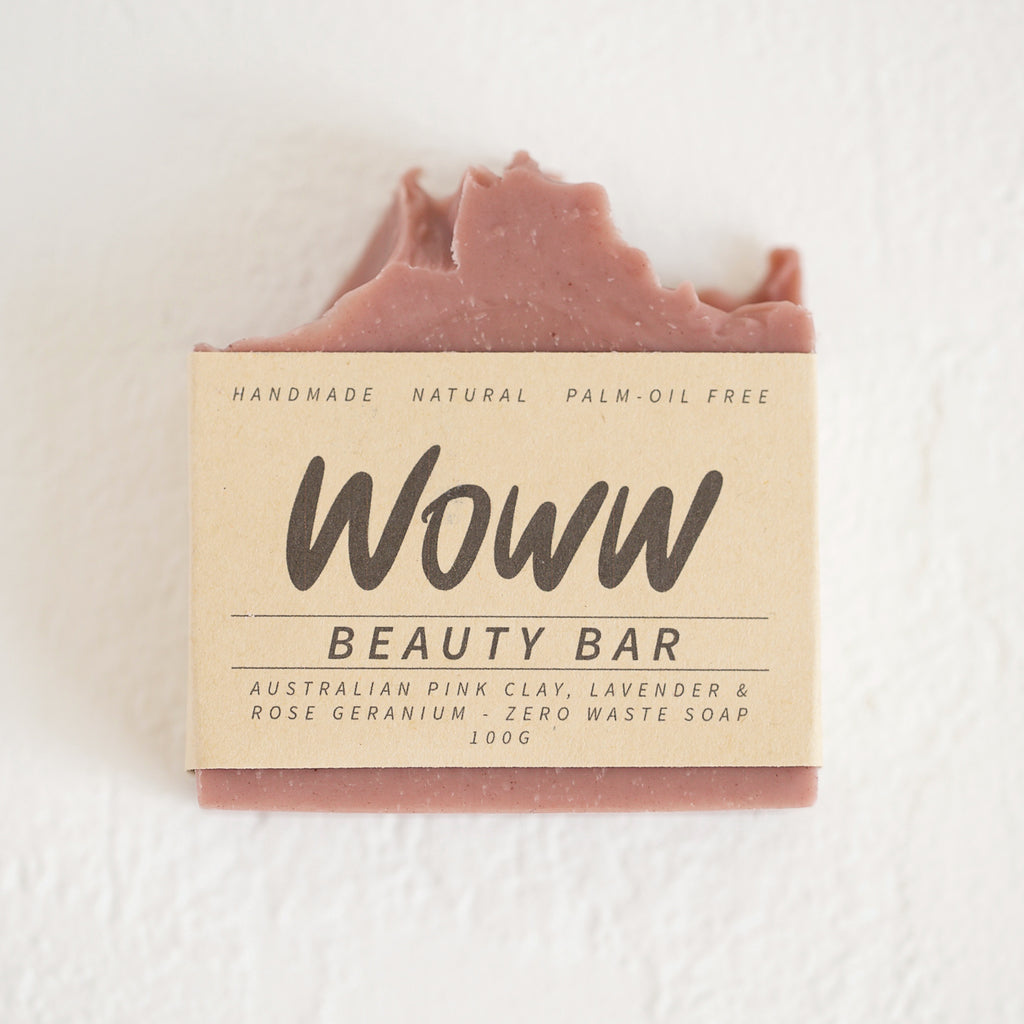Soap Zero Waste Hand Made Beauty Bar