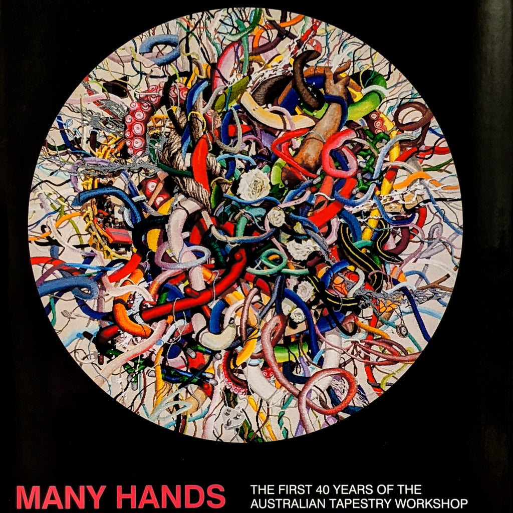 Book Many Hands: The First 40 Years of the Australian Tapestry Workshop