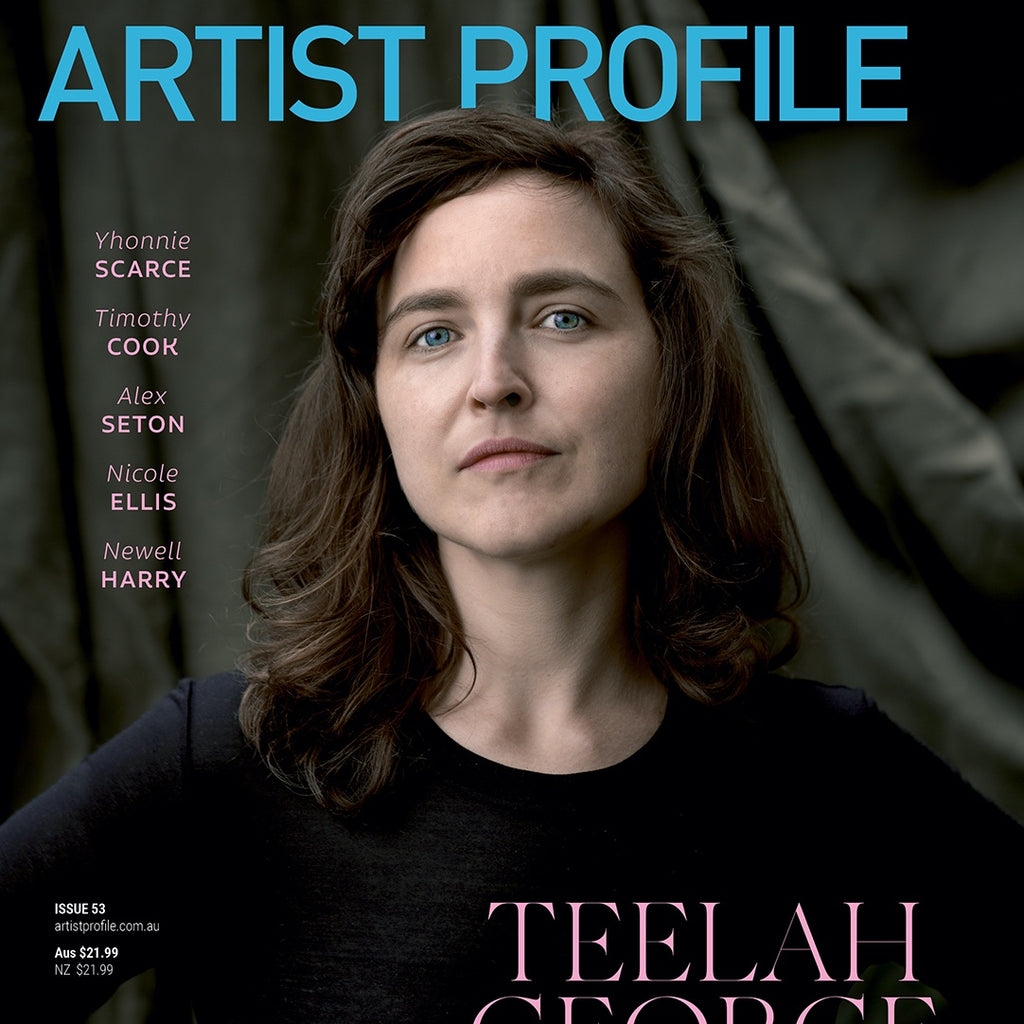 Magazine Artist Profile Issue 53