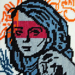 Object 150 - Niki McDonald [Tapestry Girl]