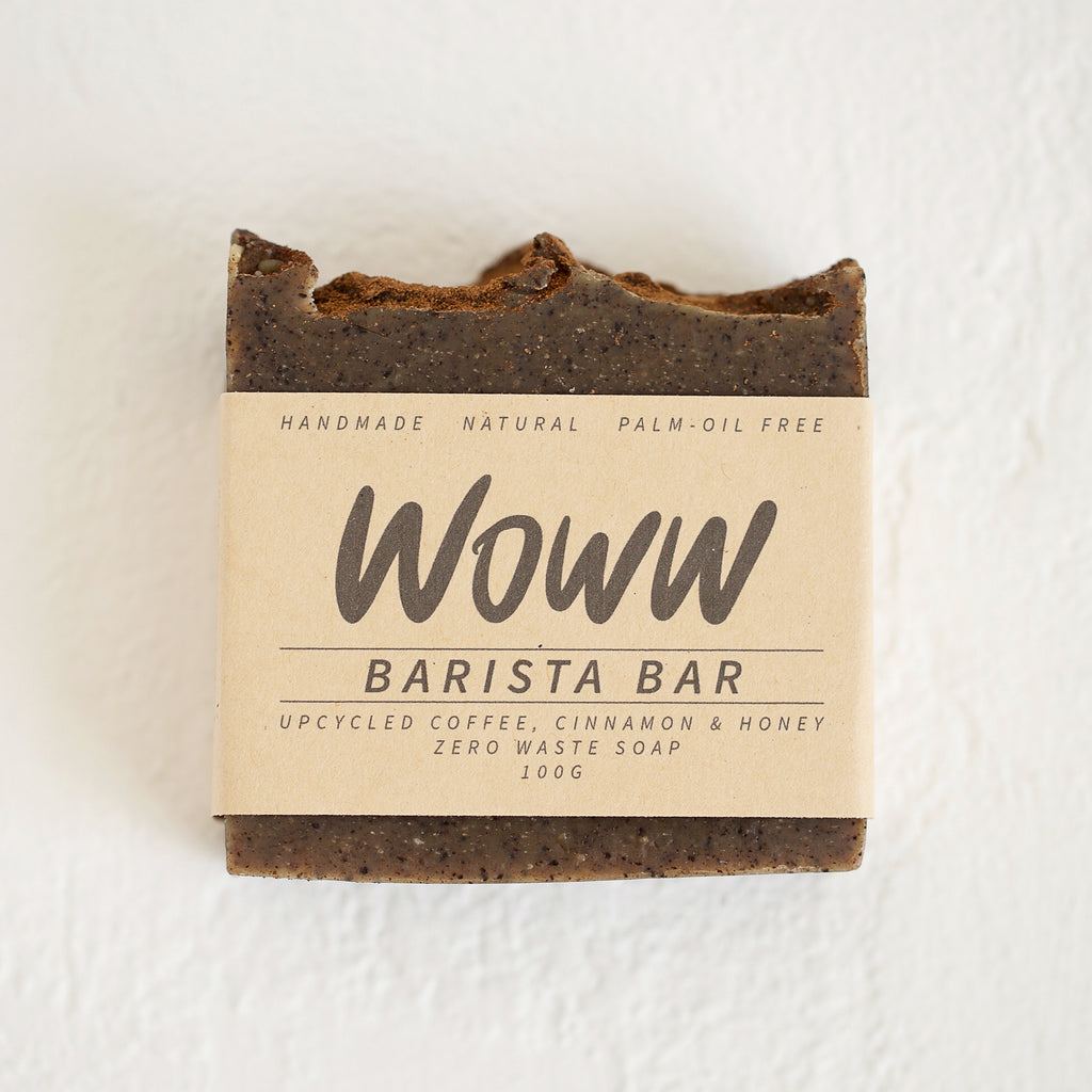 Soap Zero Waste Hand Made Barista Bar