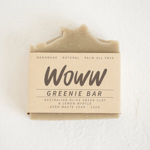 Soap Zero Waste Hand Made Greenie Bar