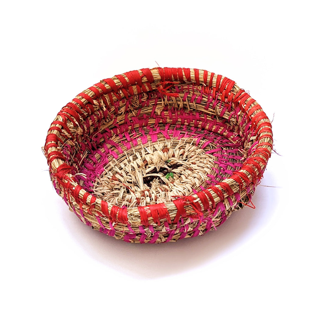 Woven Basket Nadia Forbes 4002-20