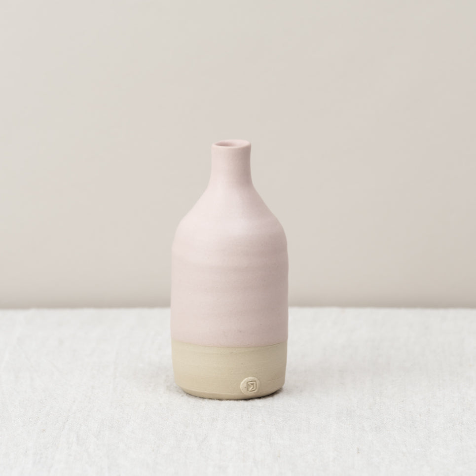 Ceramic Bottle Small 12cm