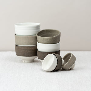 Ceramic Sake Bowl Mini