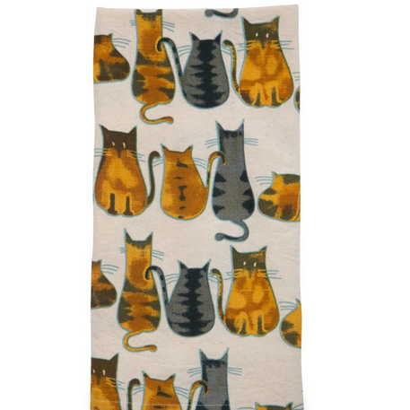 CATS ABOUT IT TOWEL