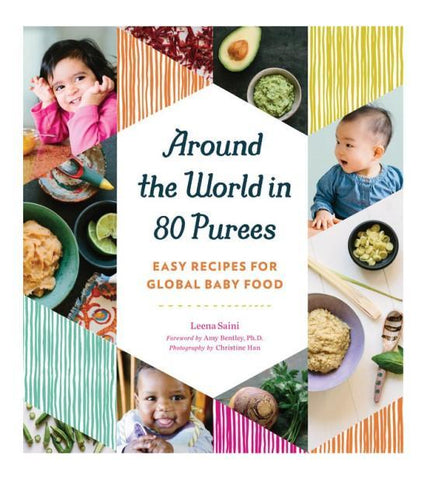 AROUND THE WORLD IN 80 PUREES COOKBOOK