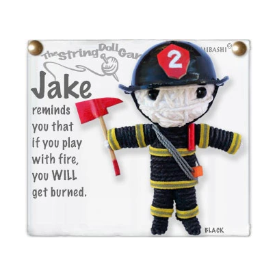 JAKE STRING DOLL