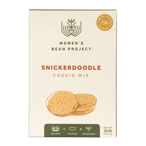 SNICKERDOODLE  COOKIE MIX