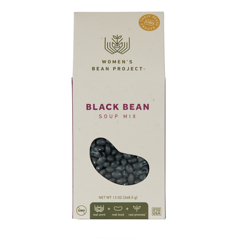 BLACK BEAN SOUP MIX