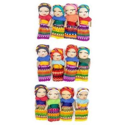 WORRY DOLL SET