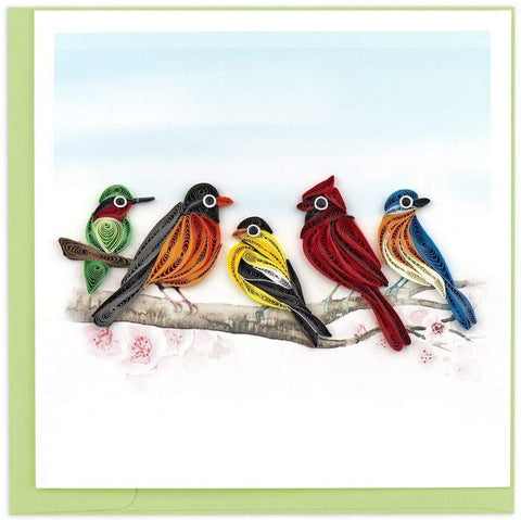 SONGBIRDS CARD