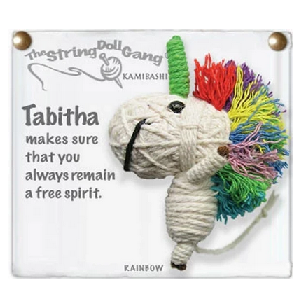 TABITHA STRING DOLL