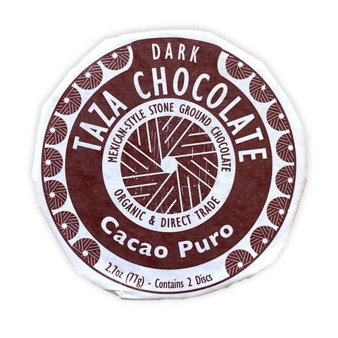 CACAO PURO MEXICAN CHOCOLATE DISCS